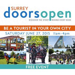 Surrey Doors Open - Whalley's Corner 2015