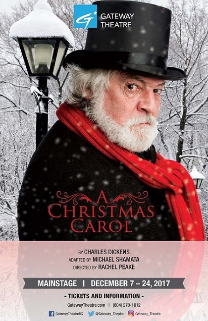 Gateway Theatre Presents: A Christmas Carol