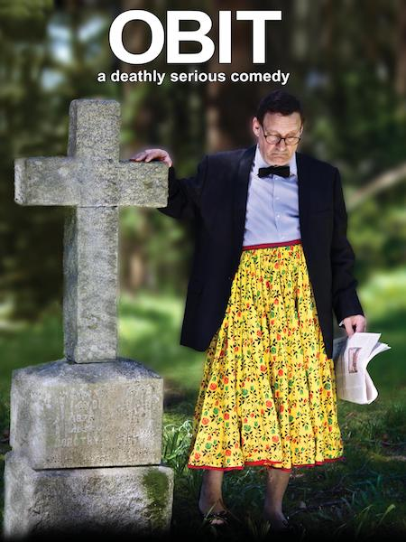 OBIT: a deathly serious comedy