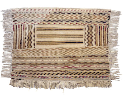 Museum of Anthropology at UBC presents The Fabric of Our Land: Salish Weaving