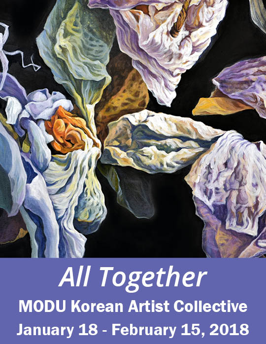 All Together: MODU Korean Artist Collective Gallery Exhibition