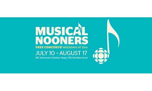 Musical Nooners