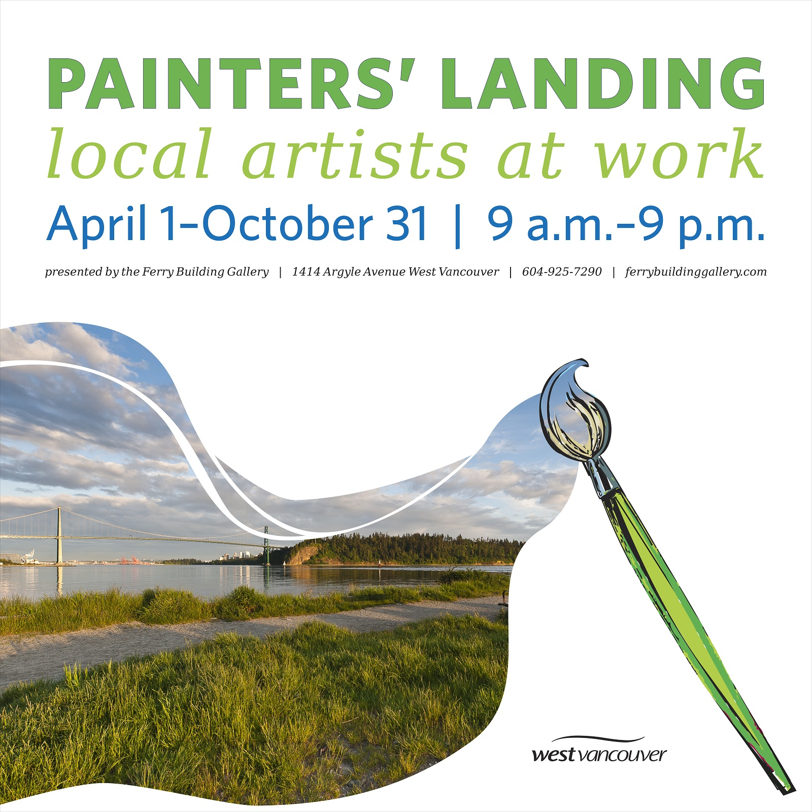 Call for Submission: Painter's Landing