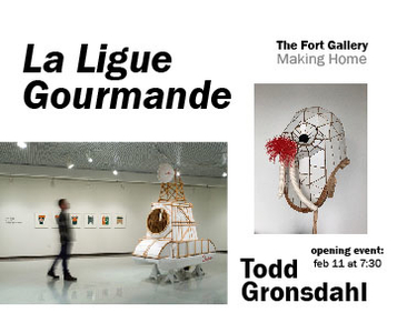 La Ligue Gourmande - Todd Gronsdahl