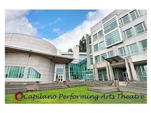 Capilano Performing Arts Theatre: Capilano University
